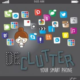 7 Steps To Declutter Your Smart Phone And Tablet The KonMari Way