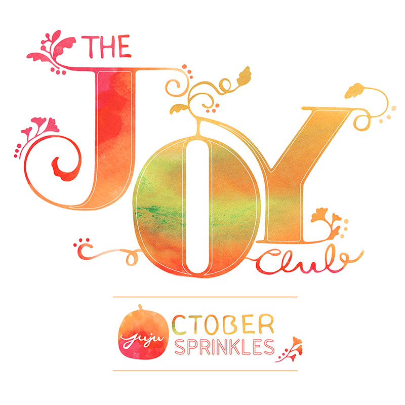 Juju Sprinkles Joy Club October Badge 800x800