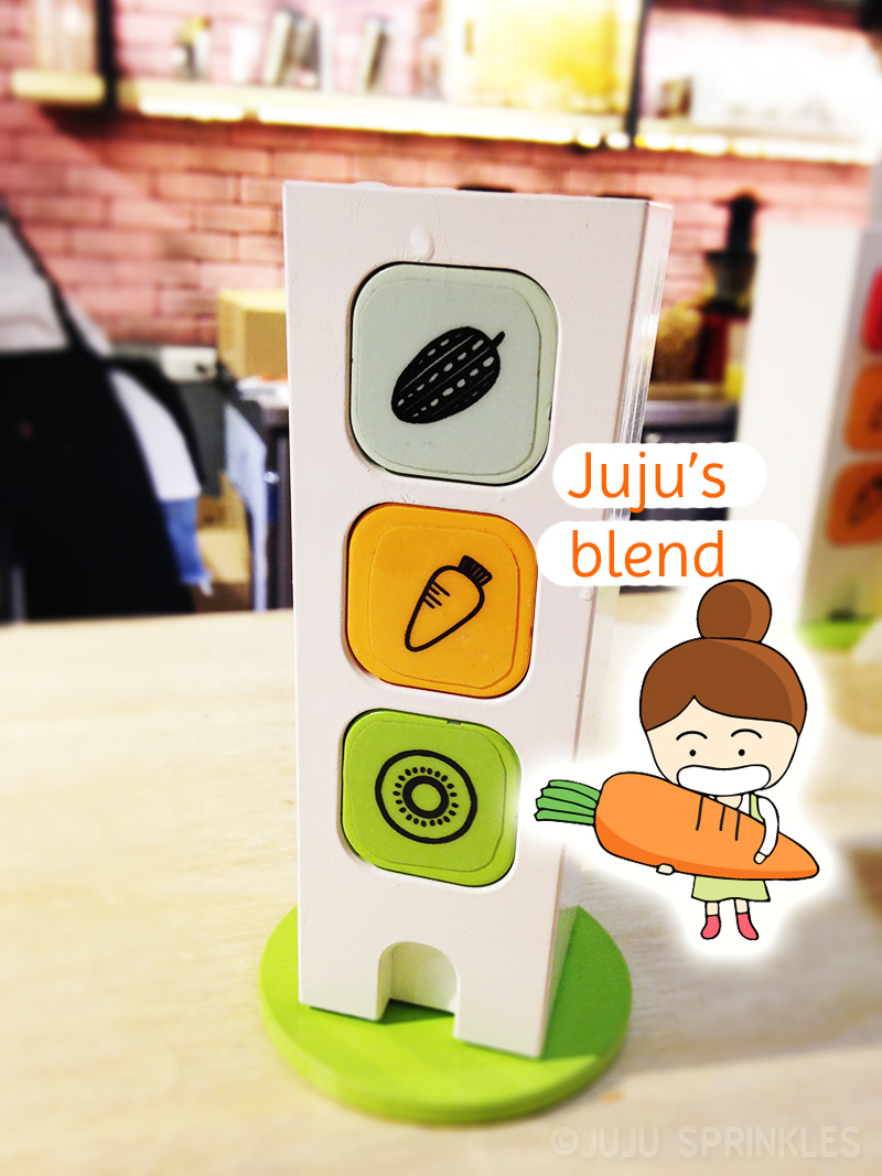 Farm To Table Dochi Juice Blend Juju Sprinkles
