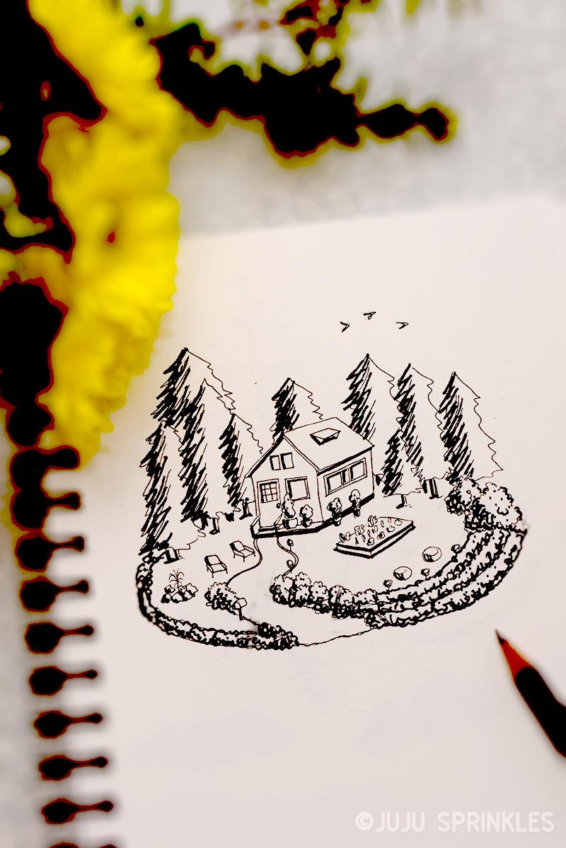 Juju Sprinkles Extreme KonMari Tiny House 14