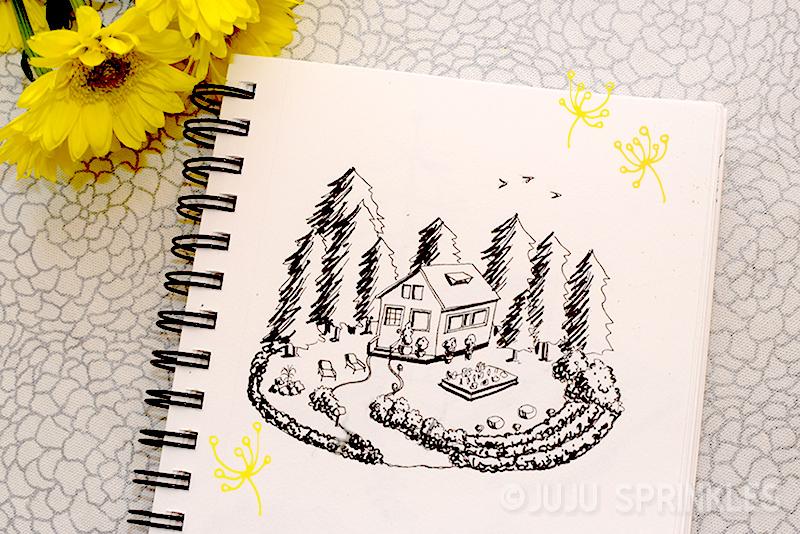Juju Sprinkles Extreme KonMari Tiny House 15