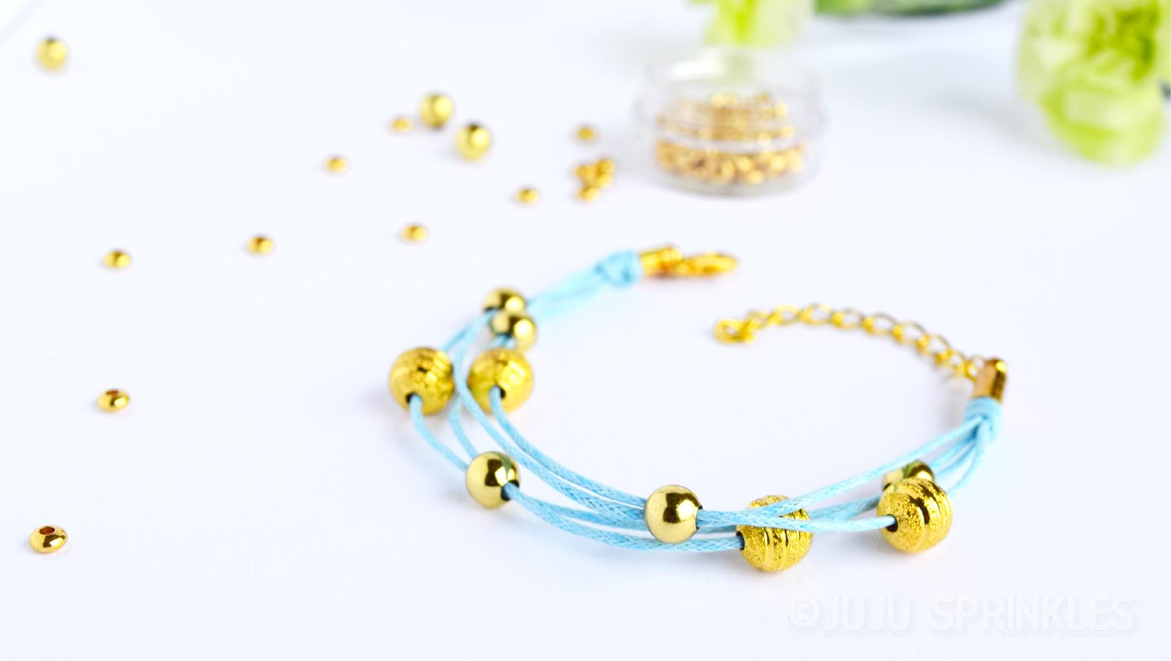 JujuSprinkles_DIY_Gold_Bracelet1