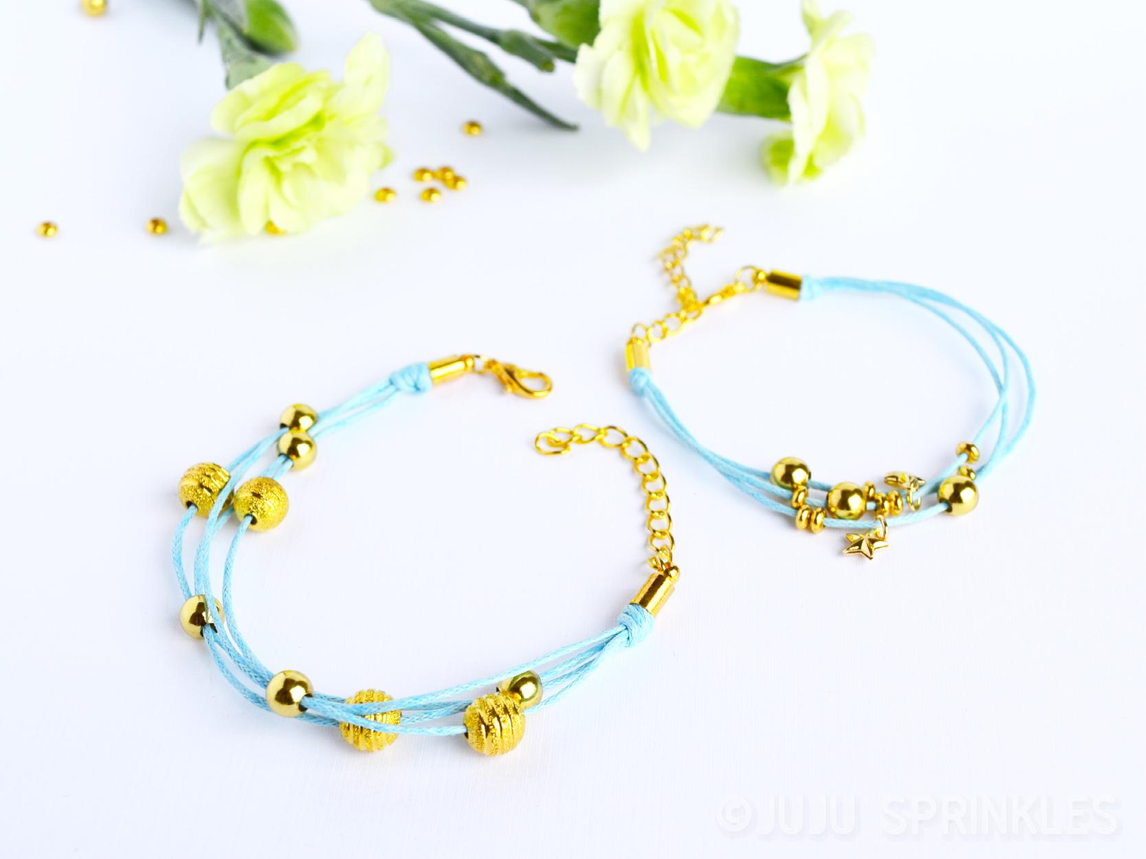 JujuSprinkles_DIY_Gold_Bracelet8