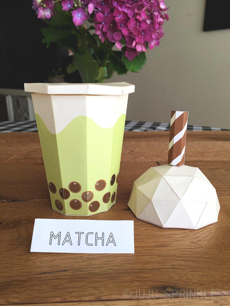 Origami 3d - mikaglo: 655. Filiżanka z origami / 3d origami tea cup | 1067x800
