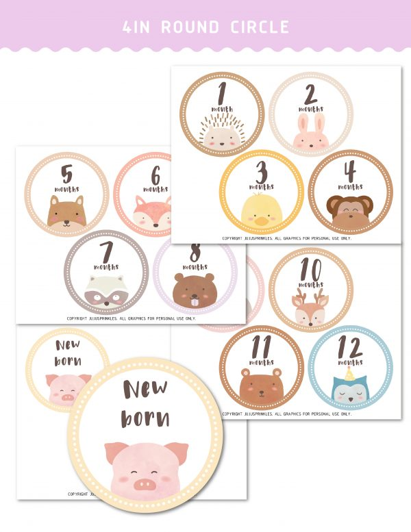 Woodland_Nursery_Milestone_Cards