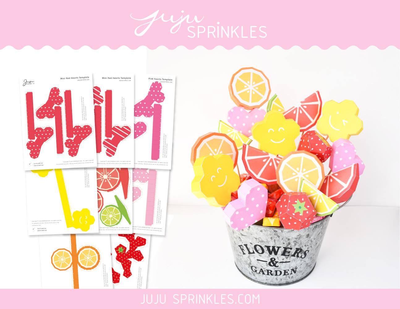 Fruit bouquet printable juju sprinkles fruit bouquet printable izmirmasajfo